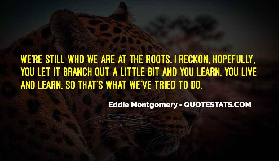 Eddie O'sullivan Quotes #20741
