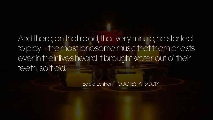 Eddie O'sullivan Quotes #916872