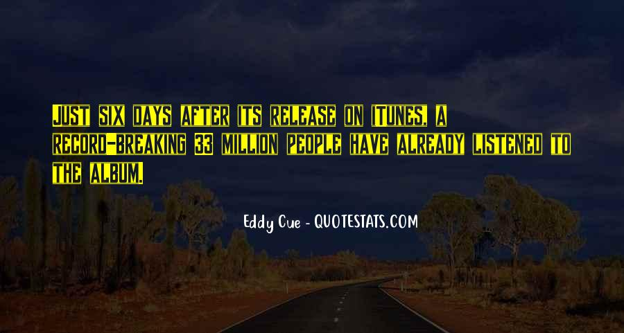 Eddy Cue Quotes #677104