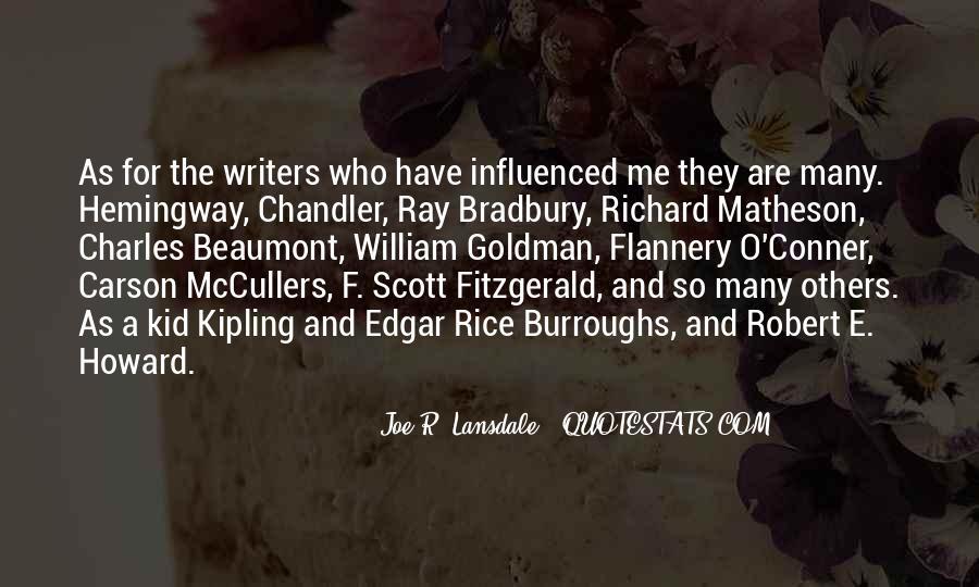 Edgar Rice Burroughs Quotes #1057782