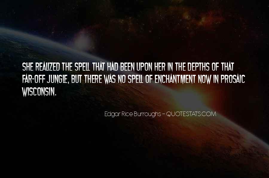Edgar Rice Burroughs Quotes #1163622