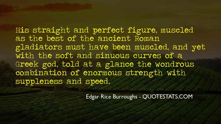 Edgar Rice Burroughs Quotes #119555