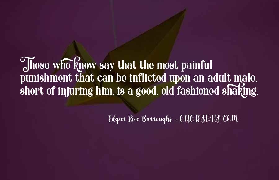 Edgar Rice Burroughs Quotes #1198736