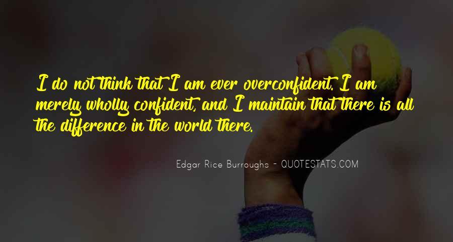 Edgar Rice Burroughs Quotes #1218311