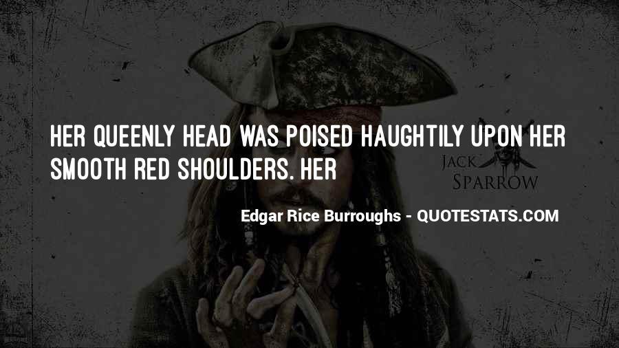 Edgar Rice Burroughs Quotes #1231854