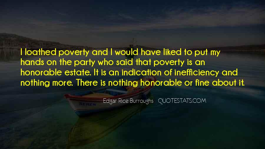 Edgar Rice Burroughs Quotes #174297