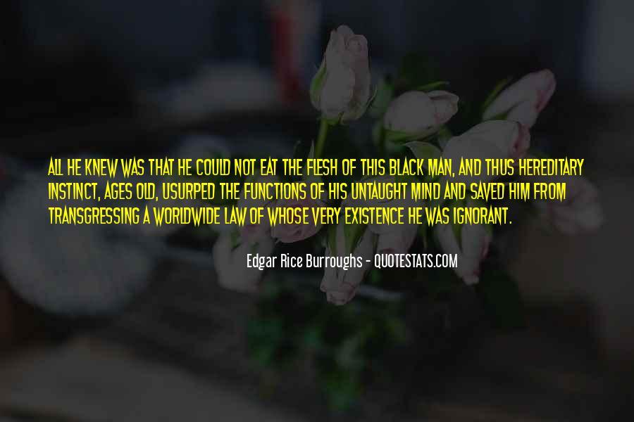 Edgar Rice Burroughs Quotes #193959