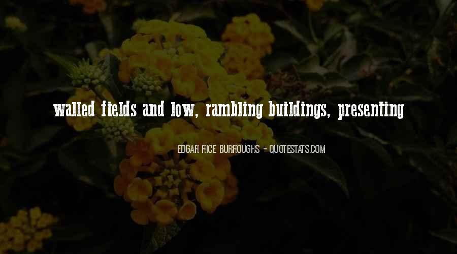 Edgar Rice Burroughs Quotes #217382