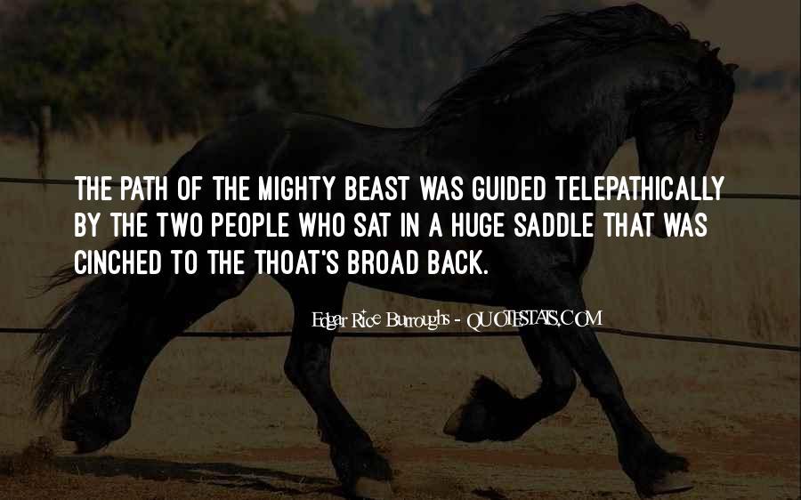 Edgar Rice Burroughs Quotes #24502