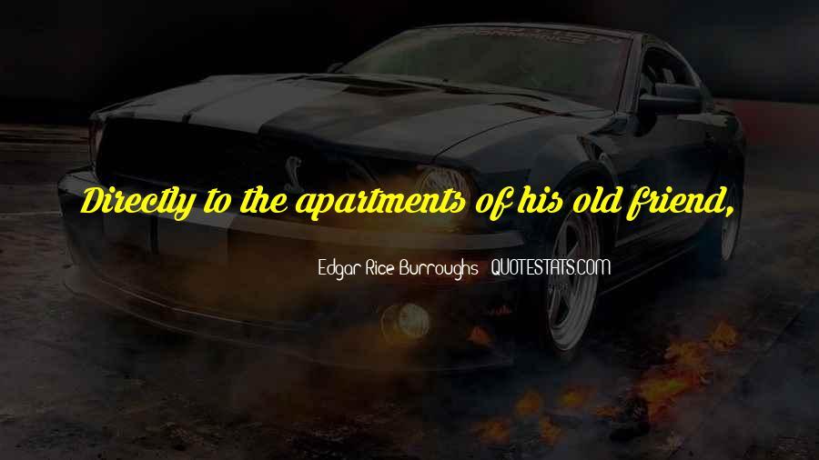 Edgar Rice Burroughs Quotes #261537