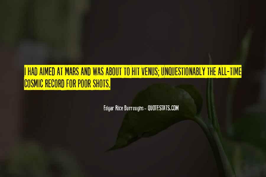Edgar Rice Burroughs Quotes #271151