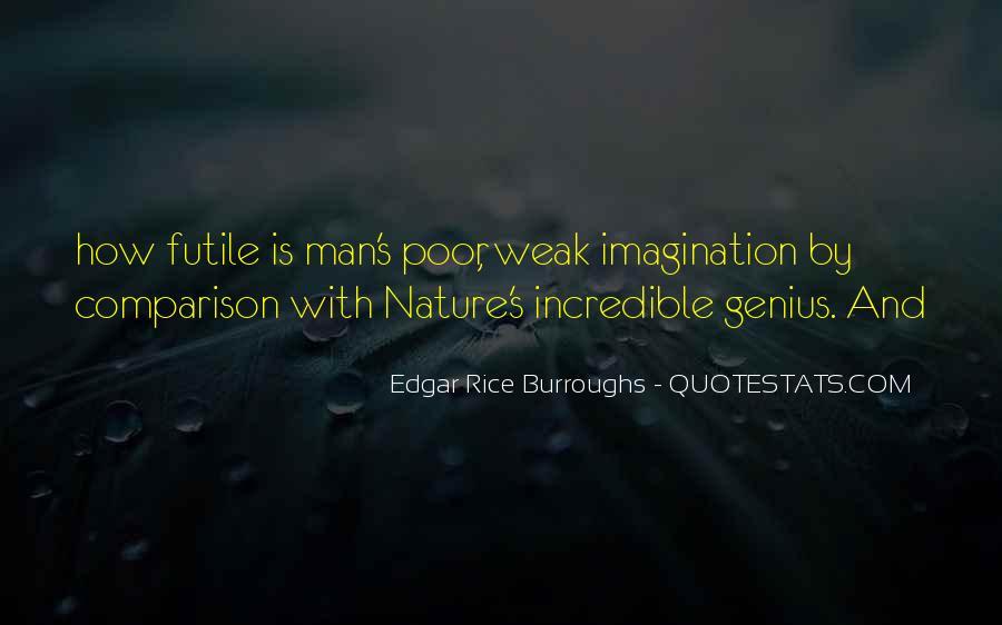 Edgar Rice Burroughs Quotes #278463