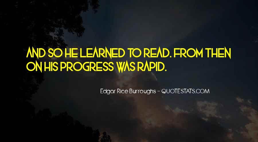 Edgar Rice Burroughs Quotes #278517