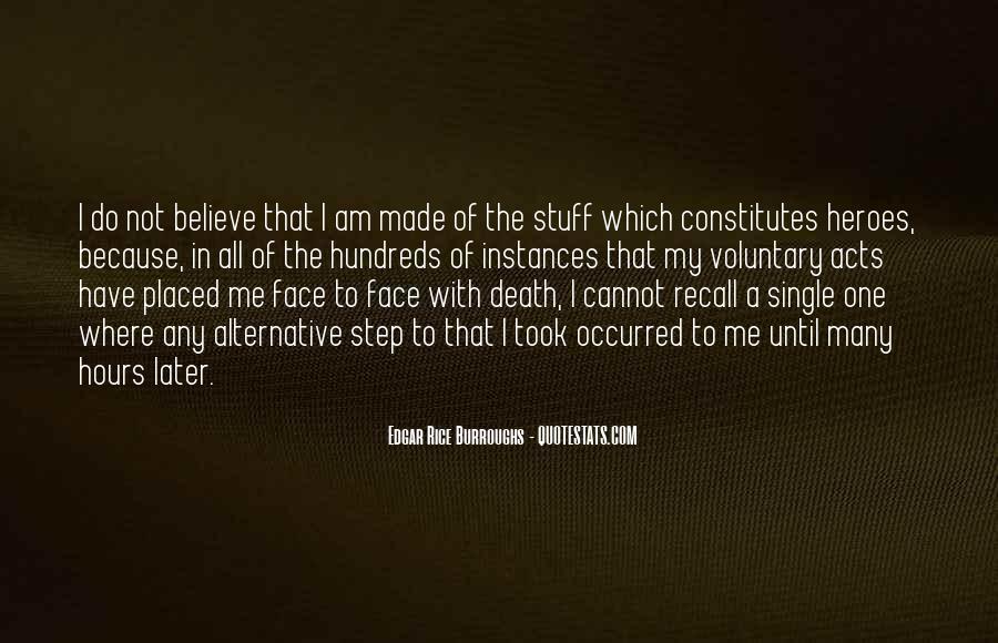 Edgar Rice Burroughs Quotes #306418