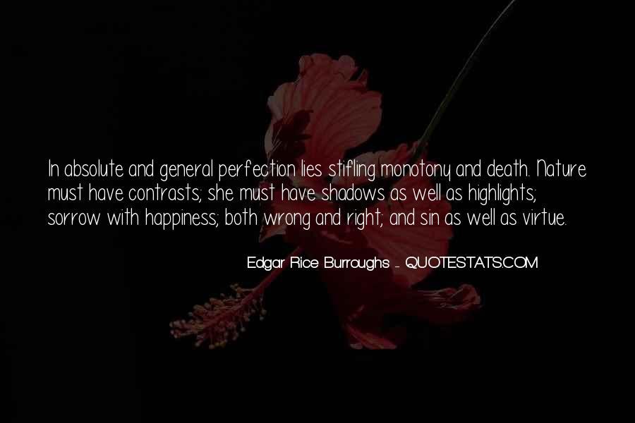 Edgar Rice Burroughs Quotes #375490