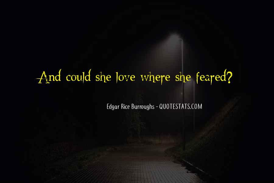 Edgar Rice Burroughs Quotes #402875