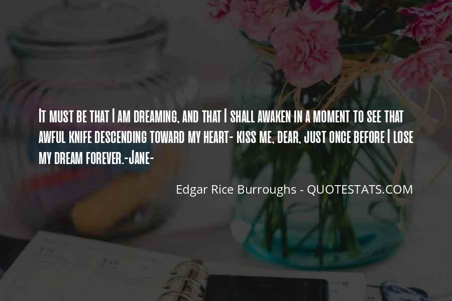 Edgar Rice Burroughs Quotes #416434