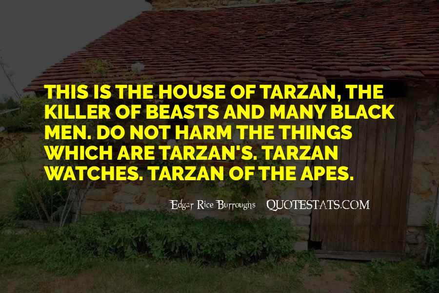 Edgar Rice Burroughs Quotes #417757