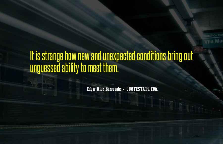 Edgar Rice Burroughs Quotes #426167