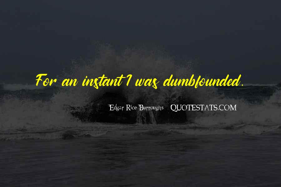 Edgar Rice Burroughs Quotes #437785