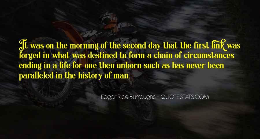 Edgar Rice Burroughs Quotes #450945