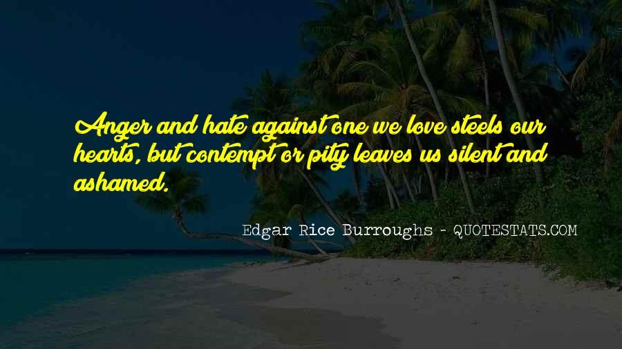 Edgar Rice Burroughs Quotes #46577