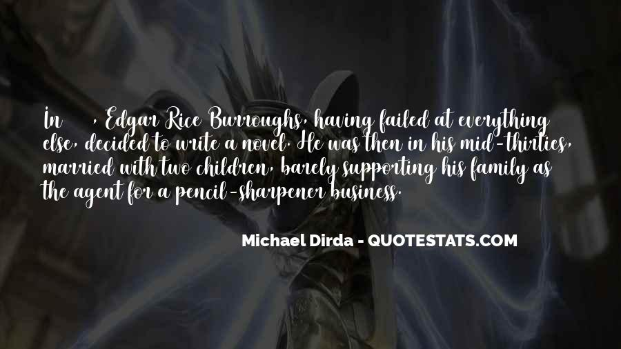Edgar Rice Burroughs Quotes #494154