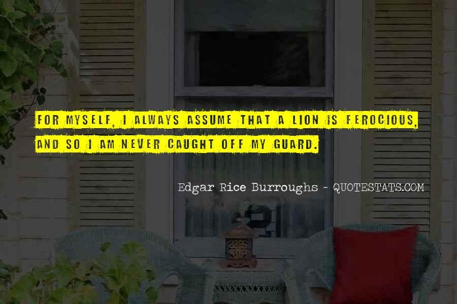 Edgar Rice Burroughs Quotes #532567