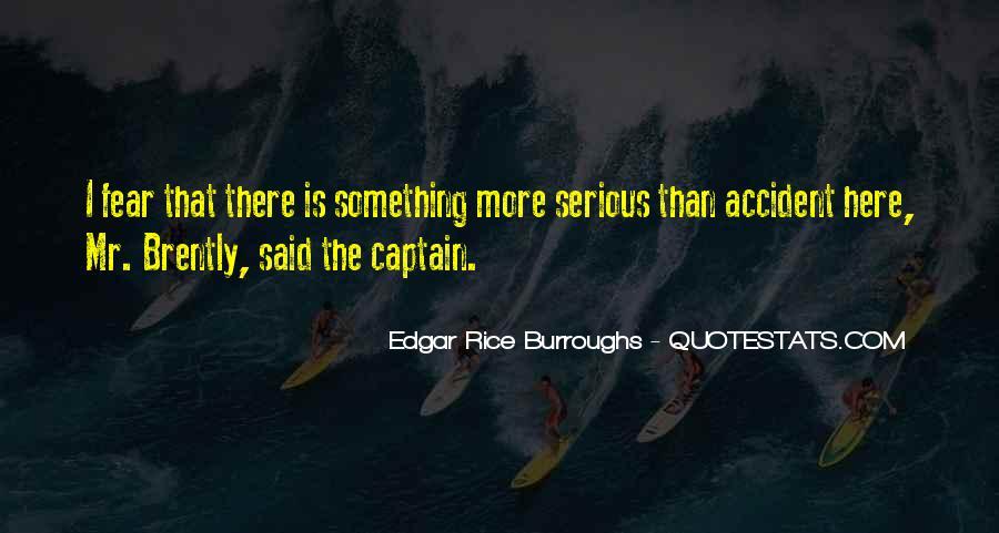Edgar Rice Burroughs Quotes #545061