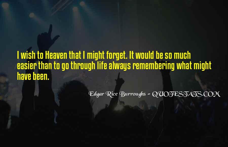 Edgar Rice Burroughs Quotes #590367