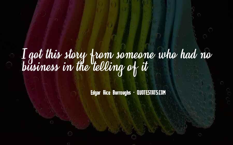 Edgar Rice Burroughs Quotes #614996