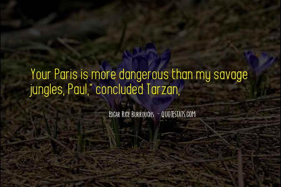 Edgar Rice Burroughs Quotes #680915