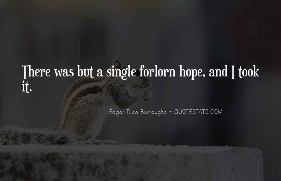 Edgar Rice Burroughs Quotes #684660