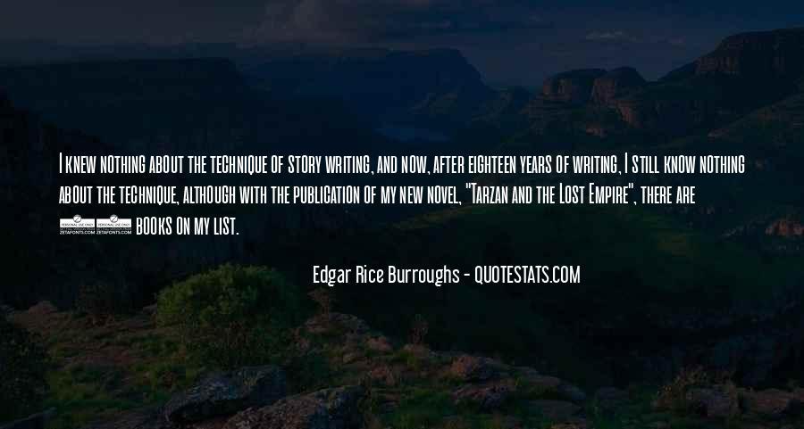 Edgar Rice Burroughs Quotes #700662