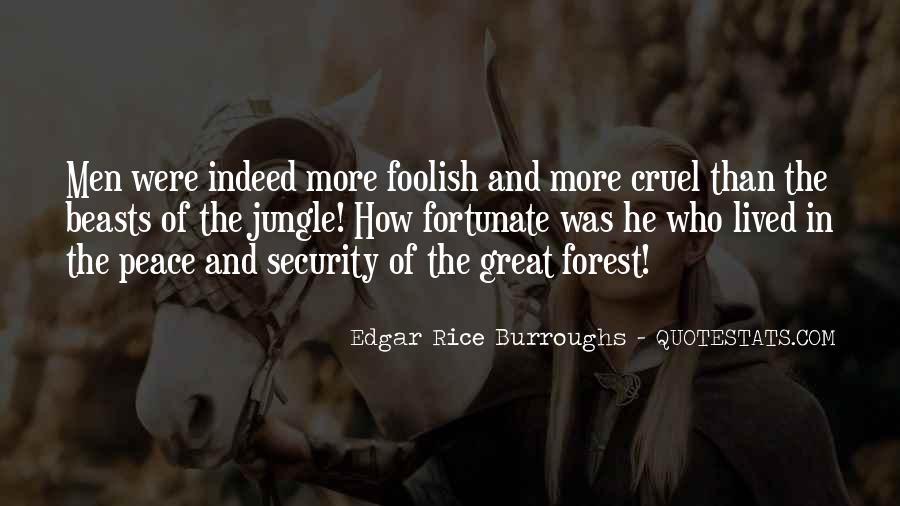 Edgar Rice Burroughs Quotes #701142