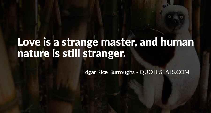 Edgar Rice Burroughs Quotes #713434