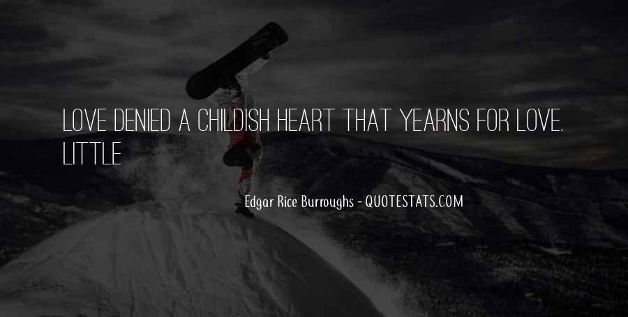 Edgar Rice Burroughs Quotes #734304
