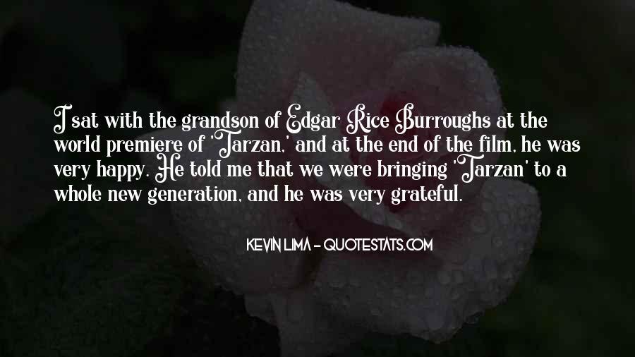 Edgar Rice Burroughs Quotes #747938