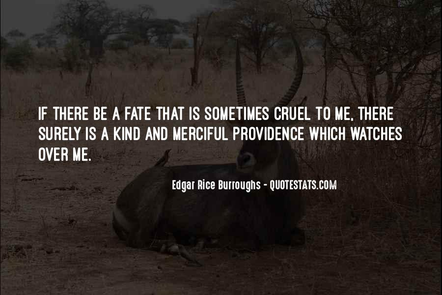 Edgar Rice Burroughs Quotes #762428
