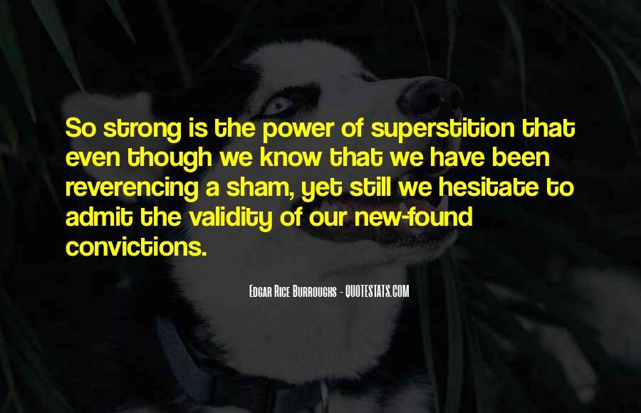 Edgar Rice Burroughs Quotes #865647