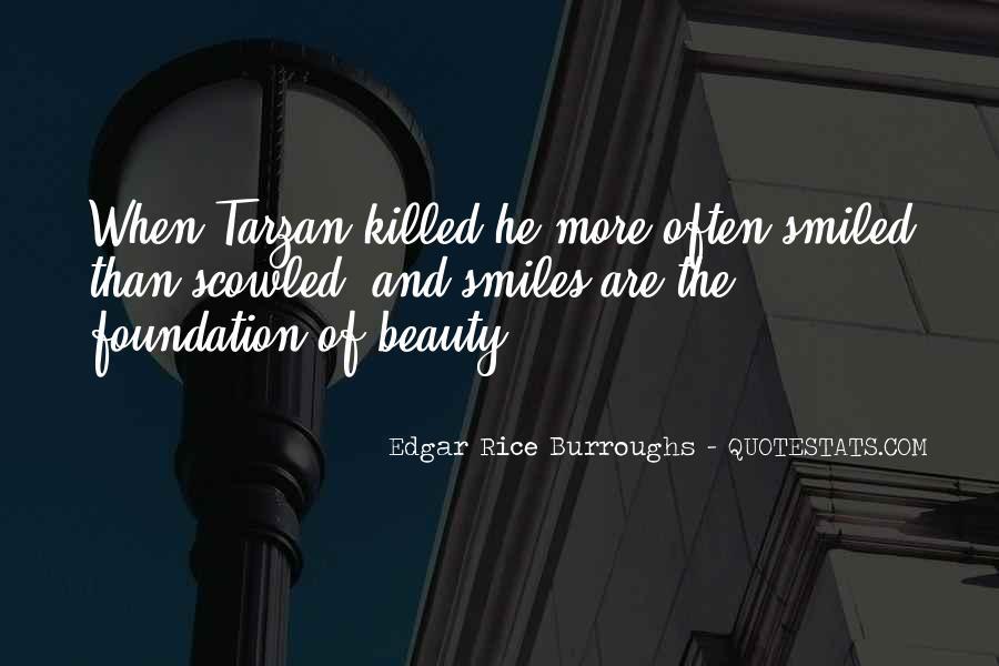 Edgar Rice Burroughs Quotes #898840