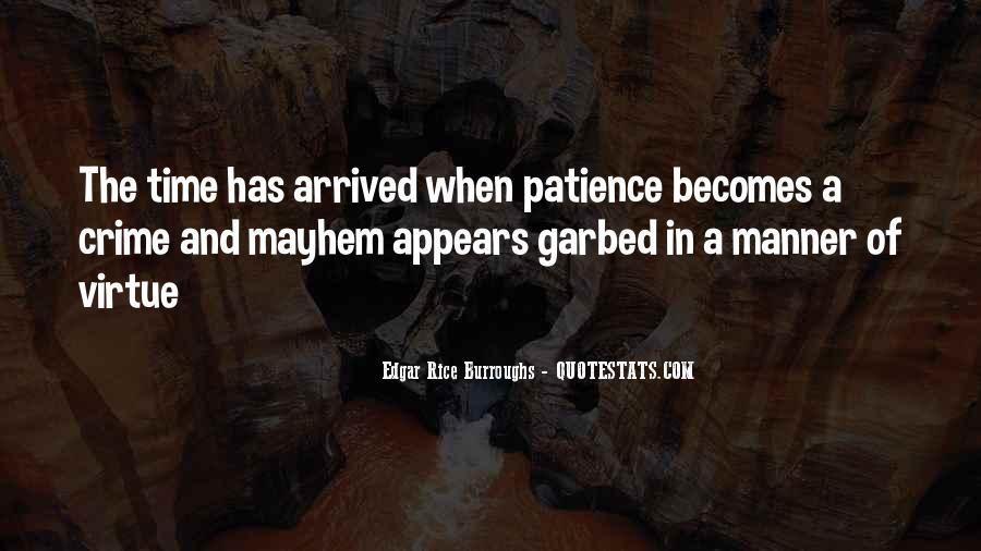 Edgar Rice Burroughs Quotes #994554