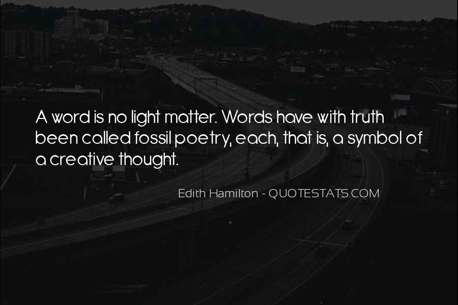 Edith Hamilton Quotes #1045088