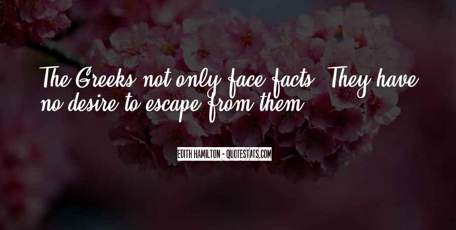Edith Hamilton Quotes #1061978
