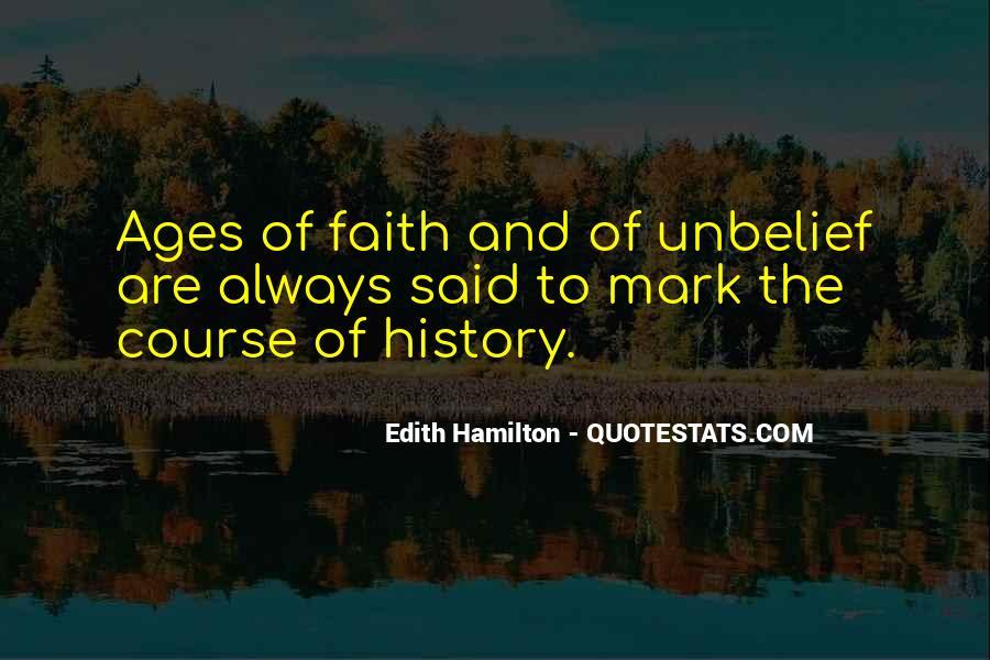 Edith Hamilton Quotes #1151997