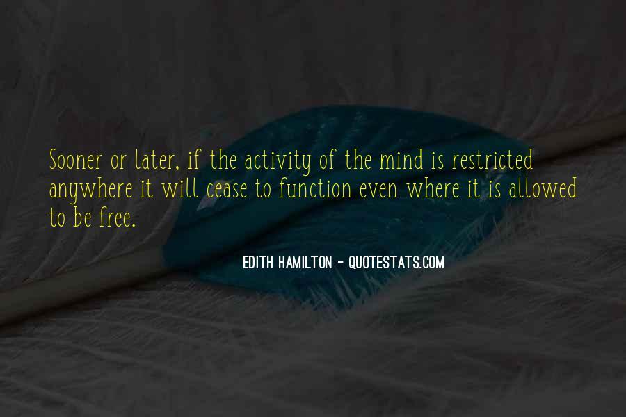 Edith Hamilton Quotes #1186587