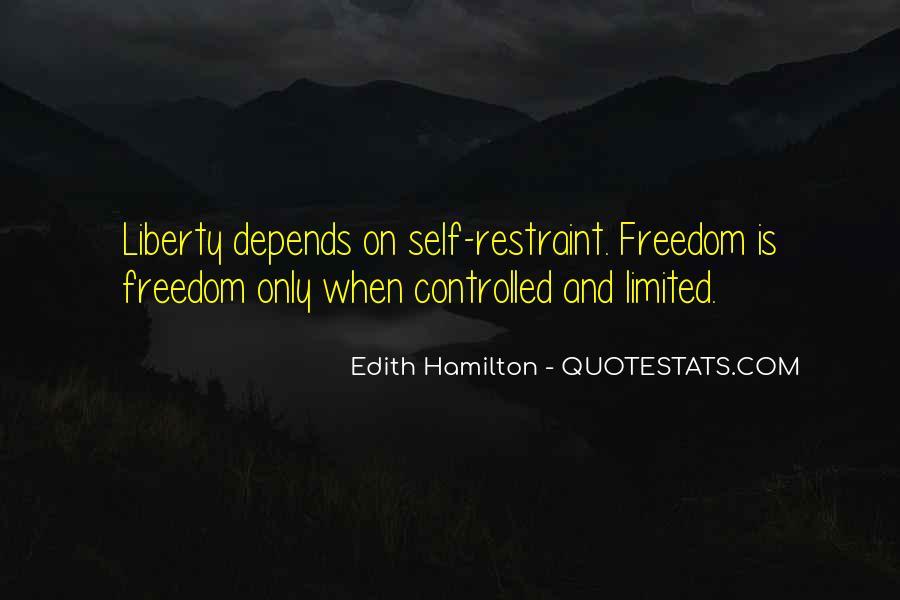 Edith Hamilton Quotes #1249339