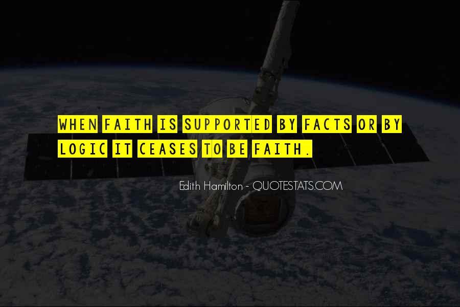 Edith Hamilton Quotes #1250177