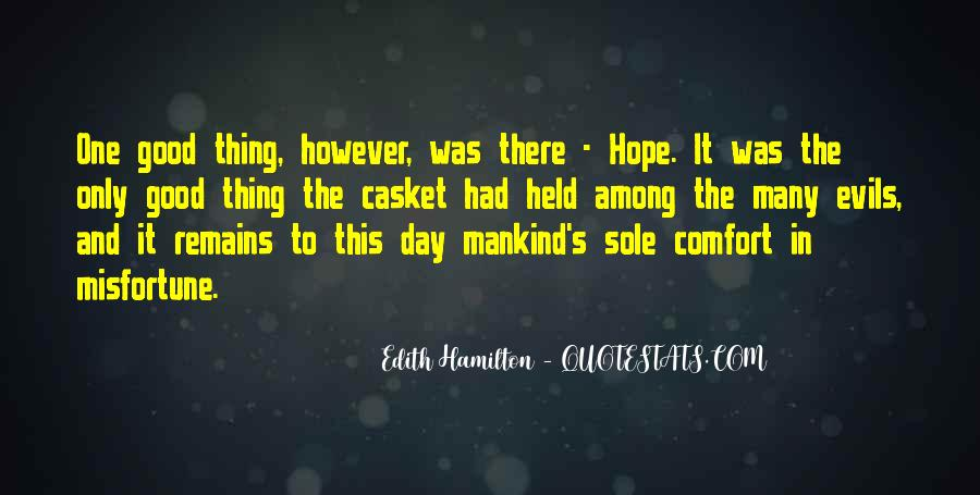 Edith Hamilton Quotes #1271903