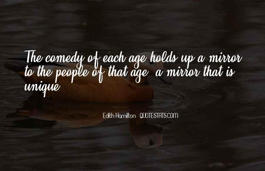 Edith Hamilton Quotes #1277456
